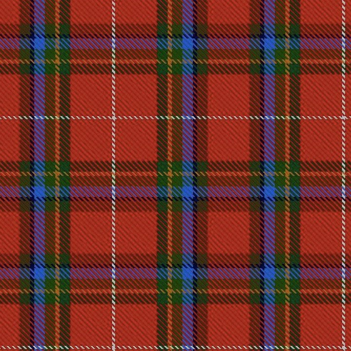 New tartan marks landmark for Scottish charity