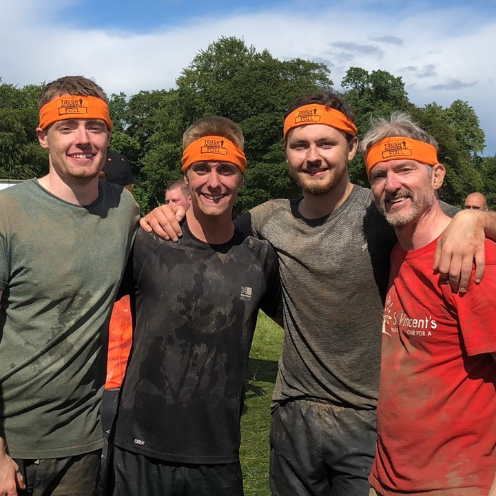 Local GP takes on Tough Mudder for Charity